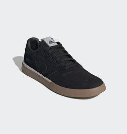 Five Ten SLEUTH CANVAS flat - Core Black/Gum