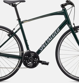 SPECIALIZED Specialized SIRRUS 1.0 GLOSS FOREST GREEN / WHITE MOUNTAINS - Medium