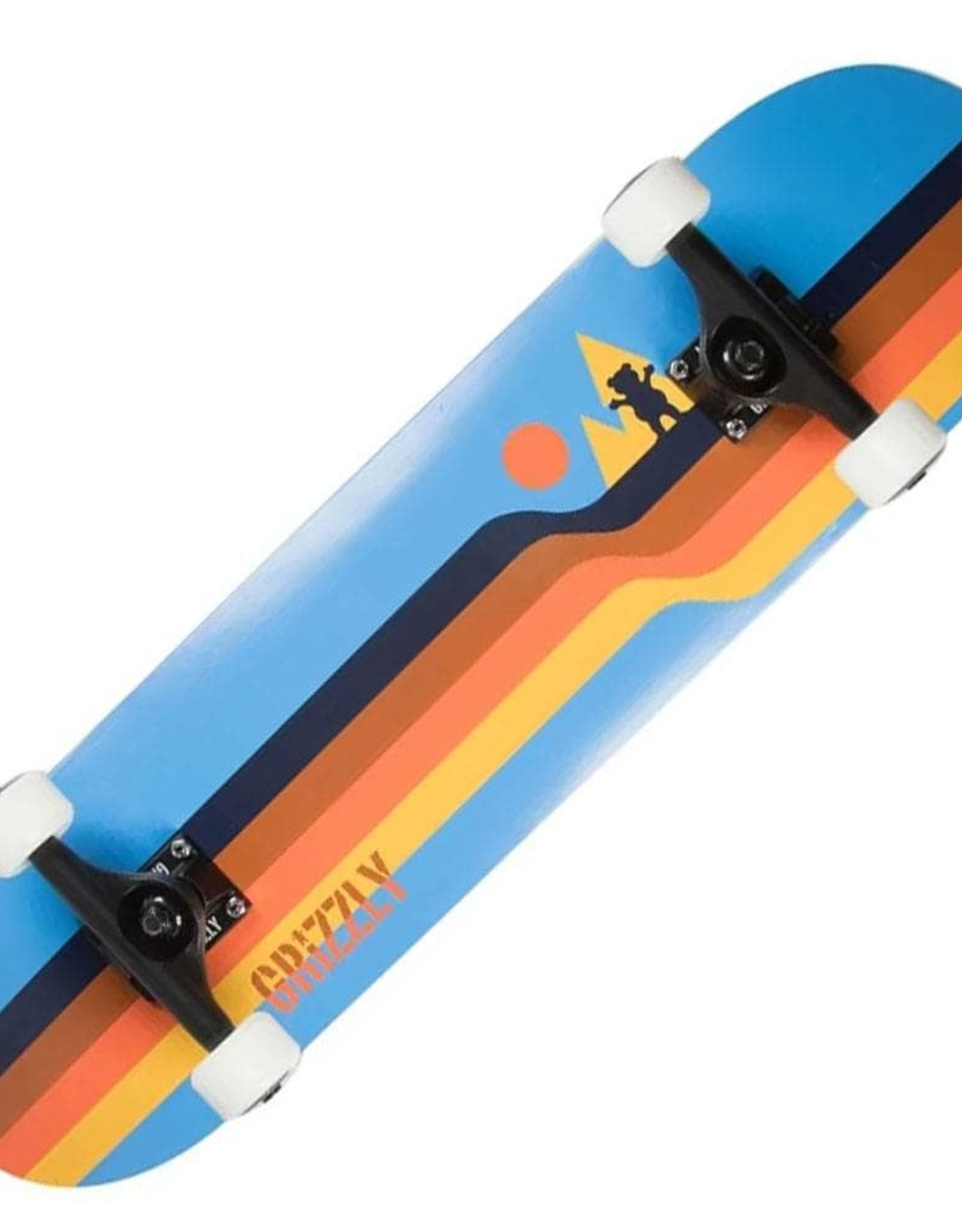 GRIZZLY GRIZZLY COMPLETE RETRO LINES 7.88
