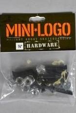 MINI LOGO HARDWARE - 7/8  PHILLIPS single