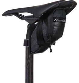 LIZARD SKINS Lizard Skins CACHE Saddle BAG MED Black