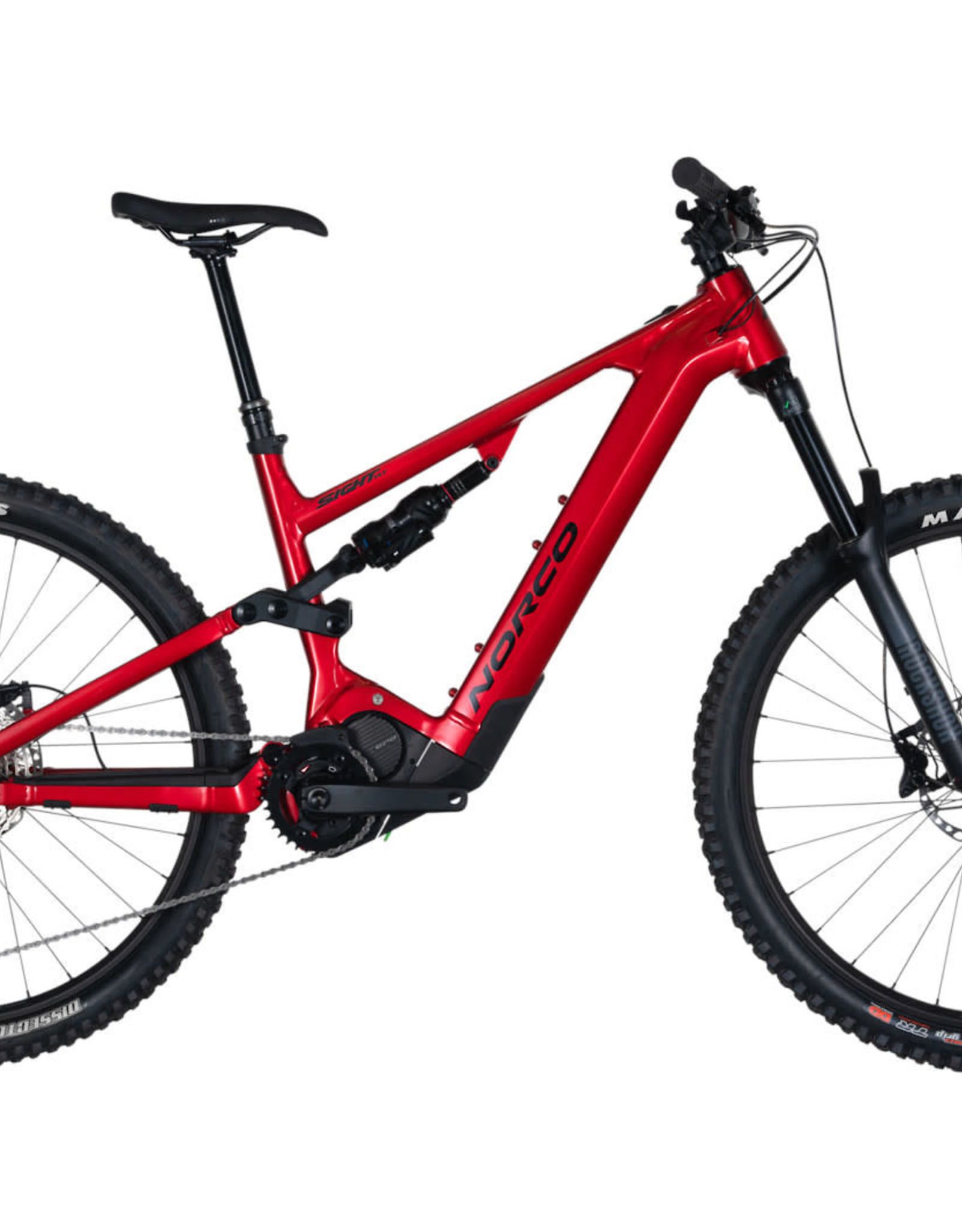 NORCO Norco SIGHT VLT A2 B32KM L29 Red/Blk (Battery Not Included)