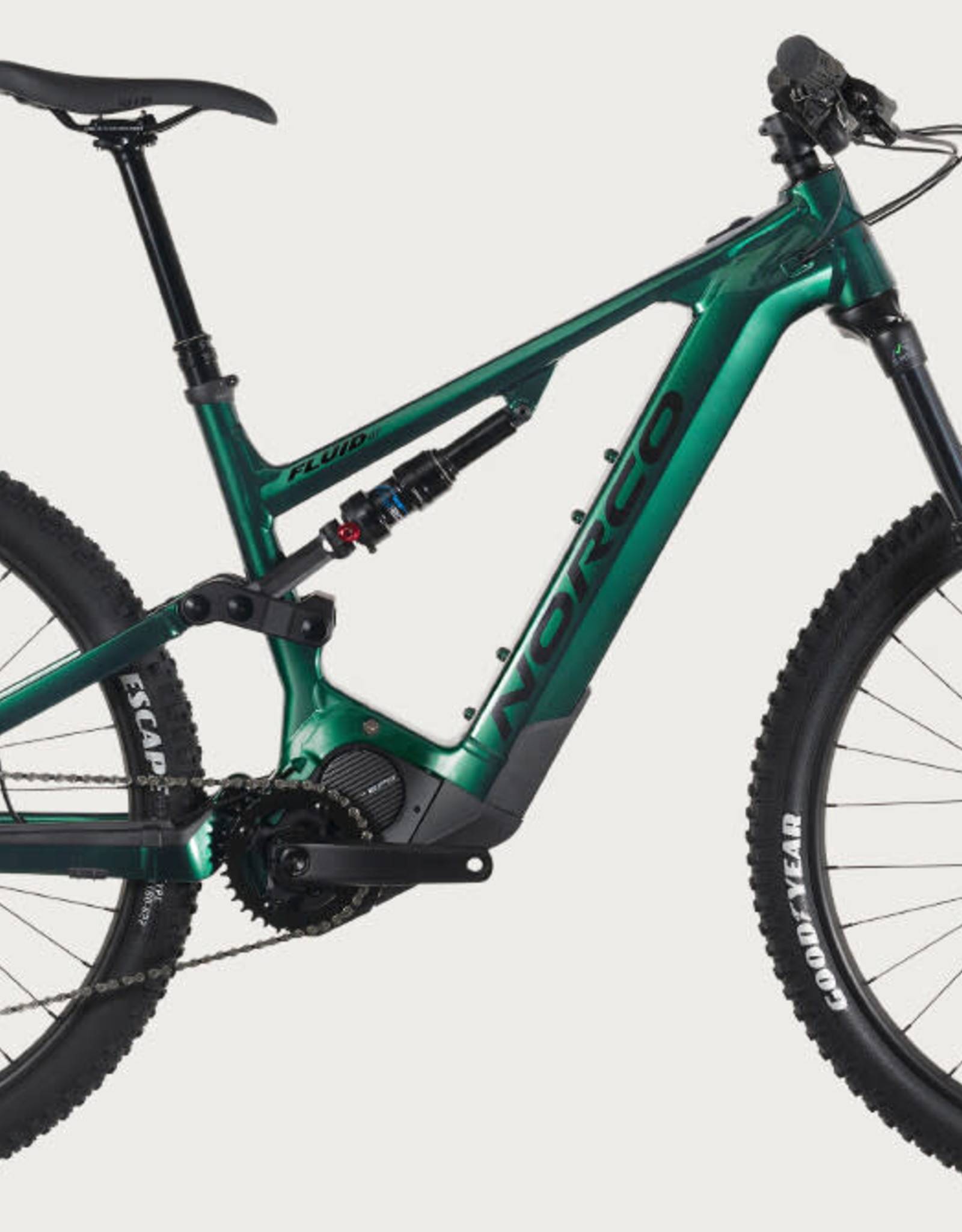 NORCO Norco FLUID VLT A2 B32KM M29 Green/Black (Battery Not Included)