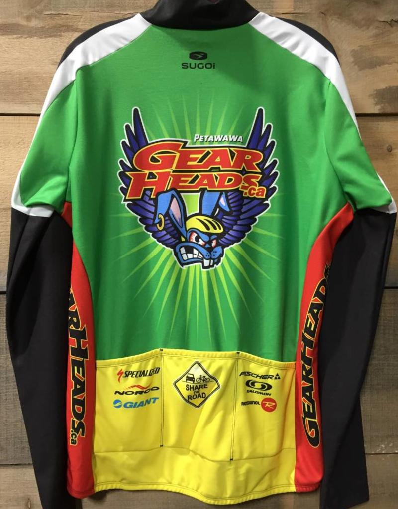 SUGOI SUG RS Shirt L/S W CUSTOM GH S