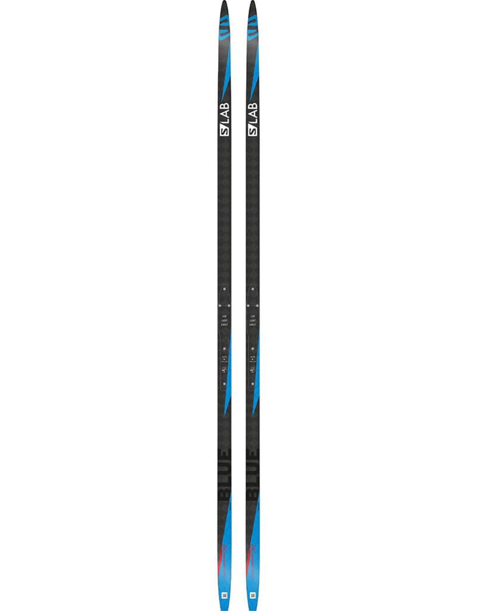SALOMON SALOMON SKATE Skis CARBON SLAB 182