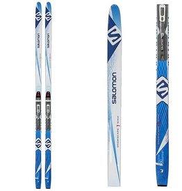 SALOMON SALO XC Skis CARBON SKATE LAB 182 GearHeads
