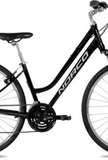 NORCO 17 NORCO MALAHAT ST MED BLACK/SILVER
