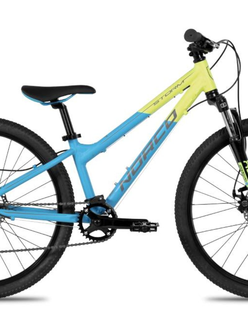 "NORCO NOR STORM 4.1 A 24"" BOYS CYN/F.YEL"