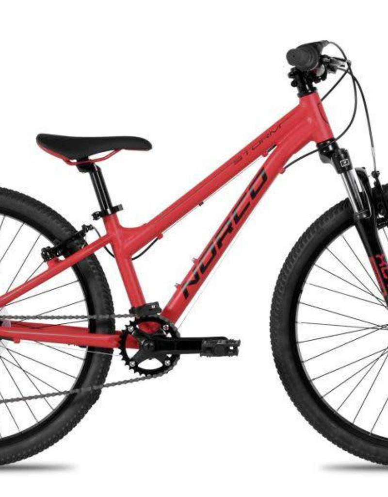 "NORCO NORCO STORM 4.2 ALLOY 24"" BOYS RED"