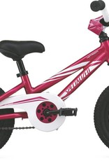 SPECIALIZED 17 SPECIALIZED HOTROCK 12 COASTER GIRL Pink/White .