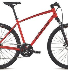 SPECIALIZED 18 SPECIALIZED CROSSTRAIL MECH DISC SM Red/Limon/Black