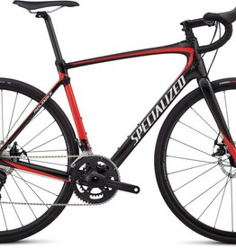 SPECIALIZED 18 SPECIALIZED ROUBAIX SPORT 54 CARB/RED/WHT