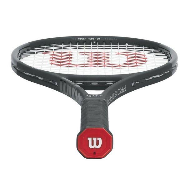 Wilson Pro Staff >> Wilson Pro Staff Rf97 Autograph Racquets Black