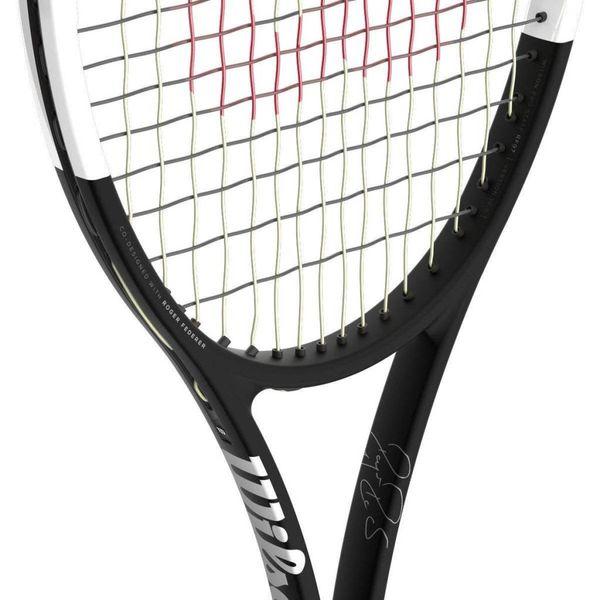 Wilson Pro Staff >> Wilson Pro Staff Rf97 Autograph Racquets Black White Cayman