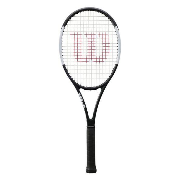 Wilson Wilson Pro Staff 97L Racquets, Black/White