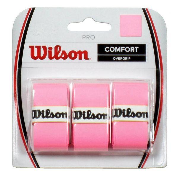 Wilson Wilson Pro Overgrip Comfort, 3 pack