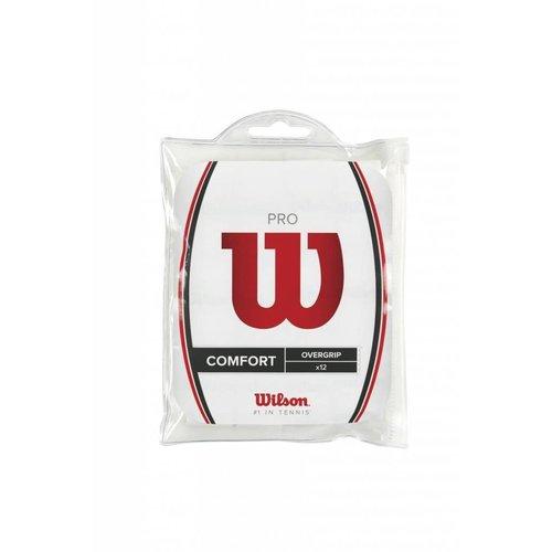 Wilson Wilson Pro Overgrip Comfort, 12 pack