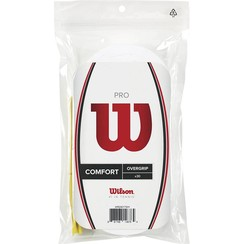 Wilson Pro Overgrip Comfort, 30 pack