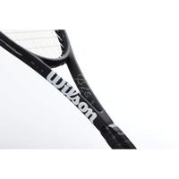 Wilson Wilson Pro Staff RF97 Autograph Racquets, Black/White
