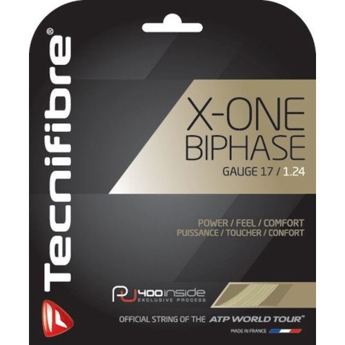 Tecnifibre Tecnifibre X-One Biphase String Set
