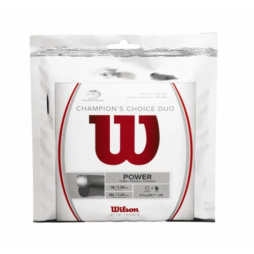 Wilson Wilson Champion's Choice String Set