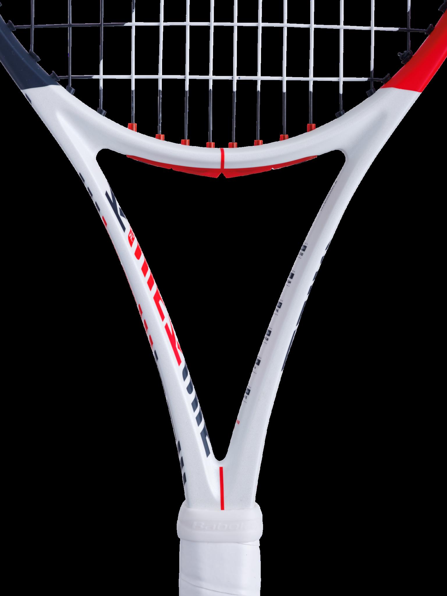 Babolat Pure Strike 100 head 4 3//8 grip Tennis Racquet