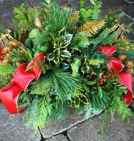 November 25th, Christmas Planters
