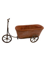 Bike Table Planter