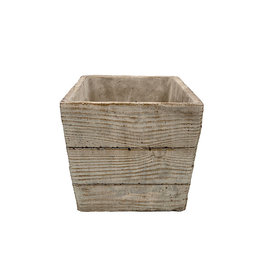 Bywood Square Pot - 6 Inch