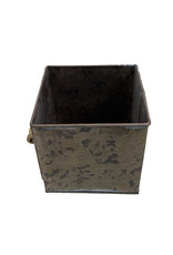 Champagne Drawer Planter W/ Handles - Small