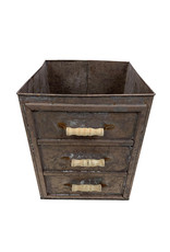 Champagne Drawer Planter W/ Handles - Extra Large