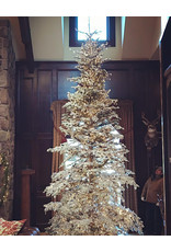 Christmas Tree Flocking Service