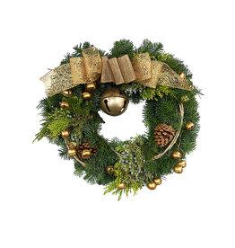 Designer Holiday Wreath 18 Inch #1