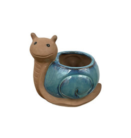 Colored Animal Pot