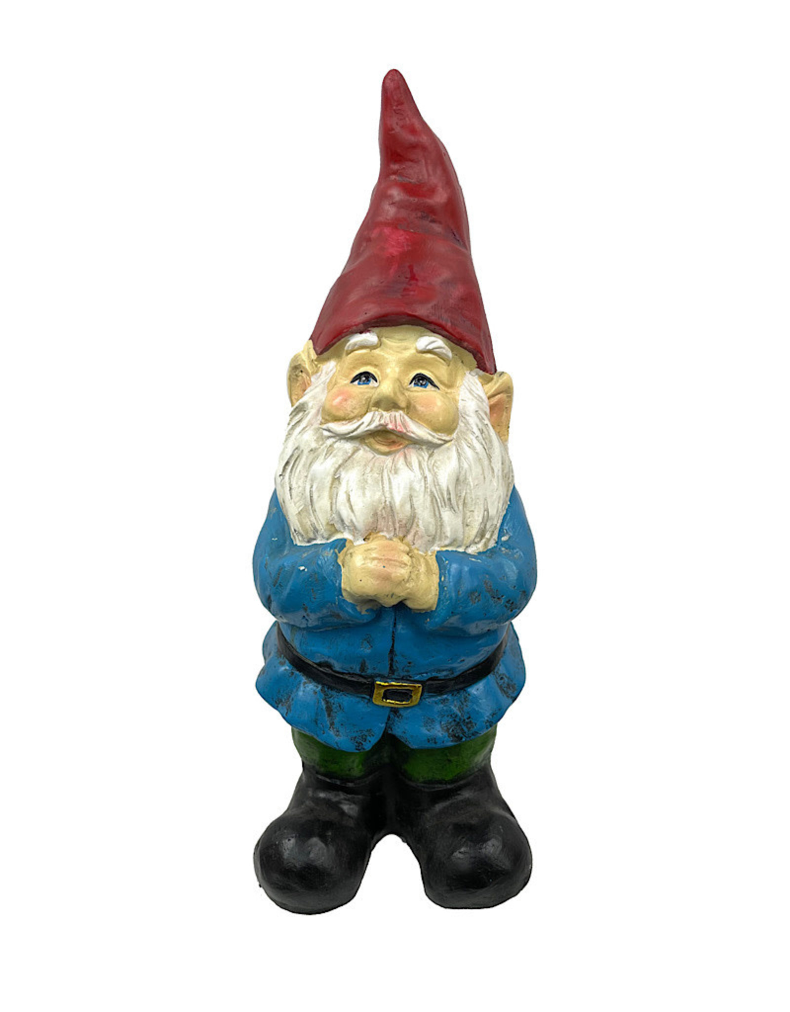 Garden Gnome With Red Hat