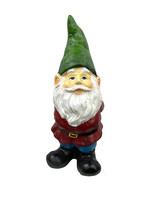 Gnome With Hands Behind Back