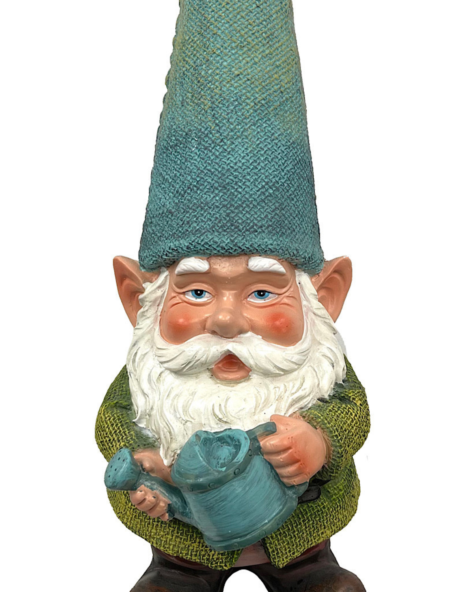 Gnome Holding Water Can