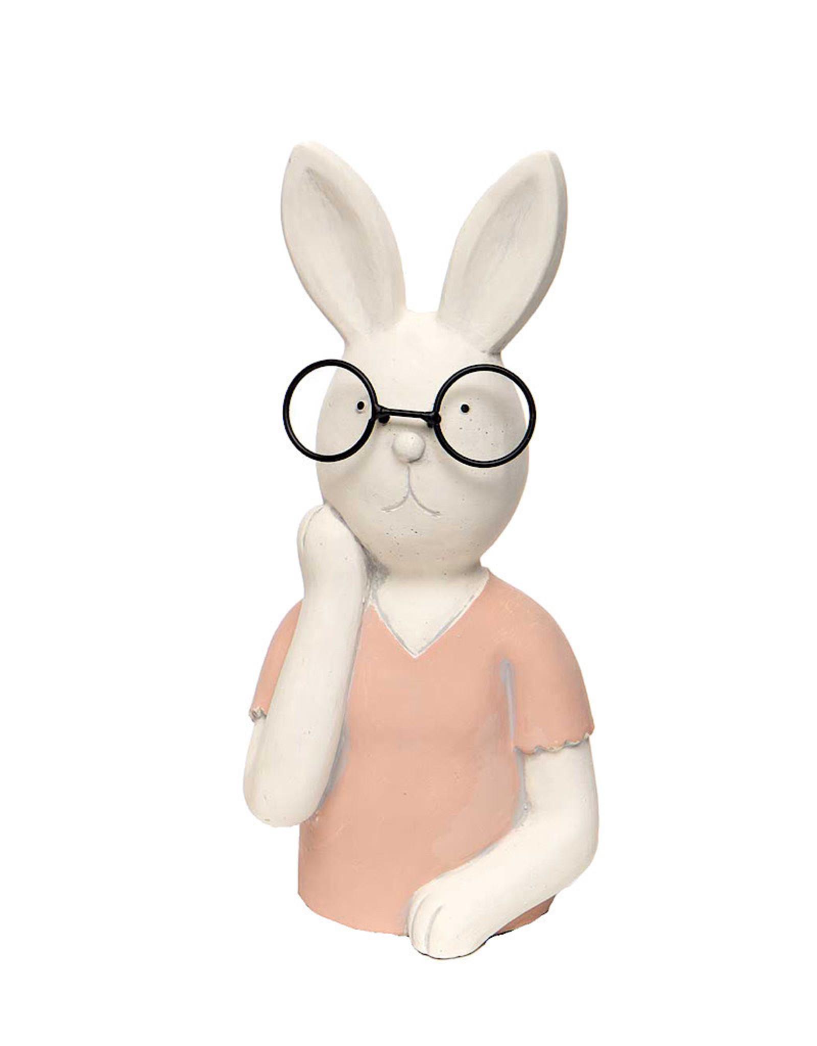 Bunny W/Glasses