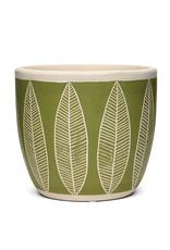 Willow Leaf Pot