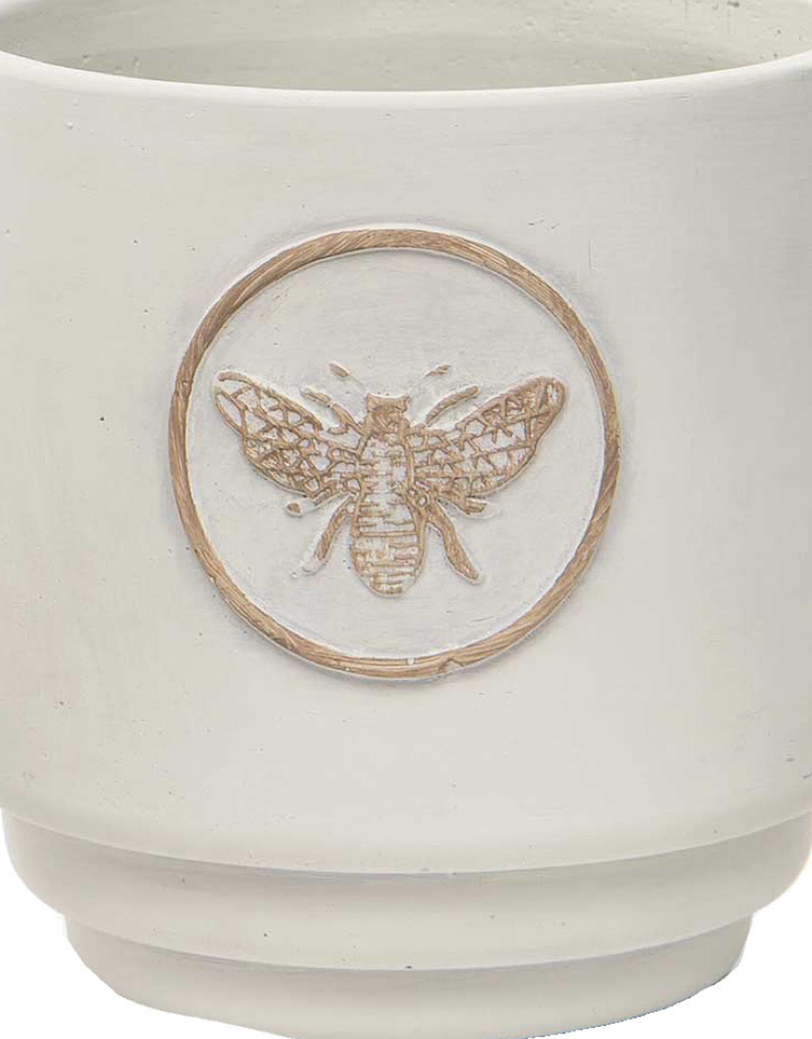 Bee Crest Pot