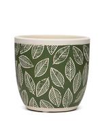 Beech Leaf Pot