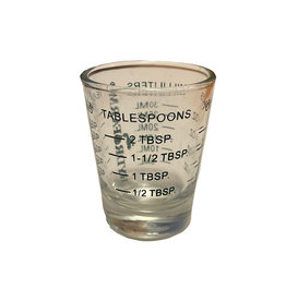 Shot Glass Measuring Cup