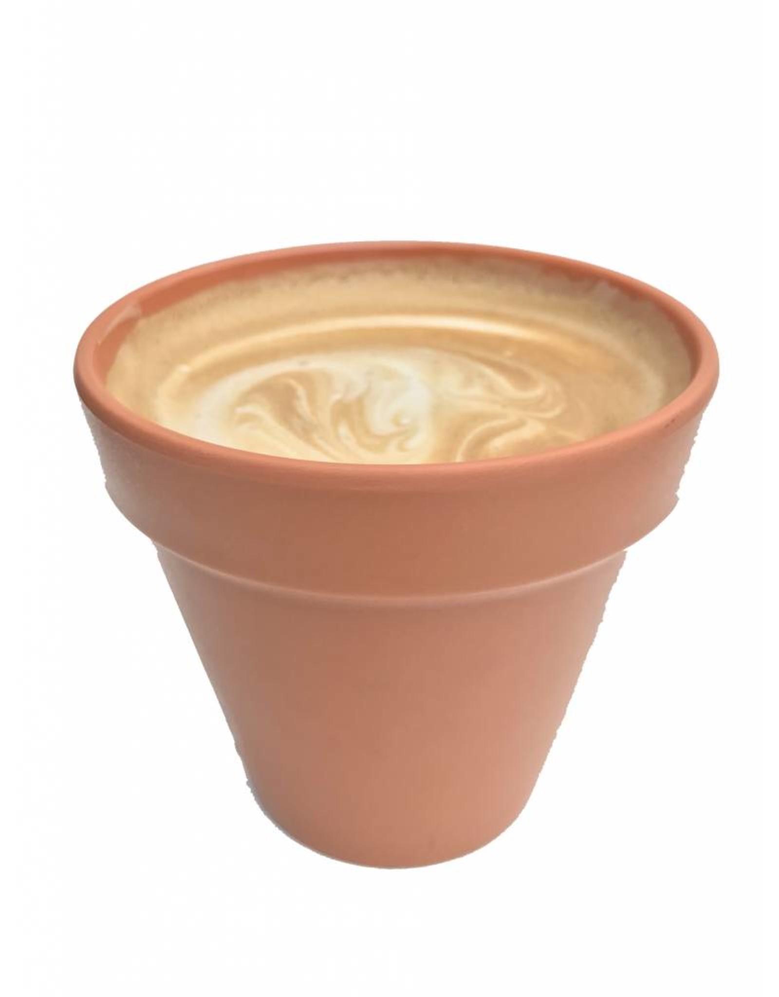 Terra Cotta Cup Set - 4 Qty