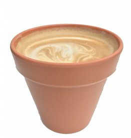 Terra Cotta Cup Set - 4 Qty