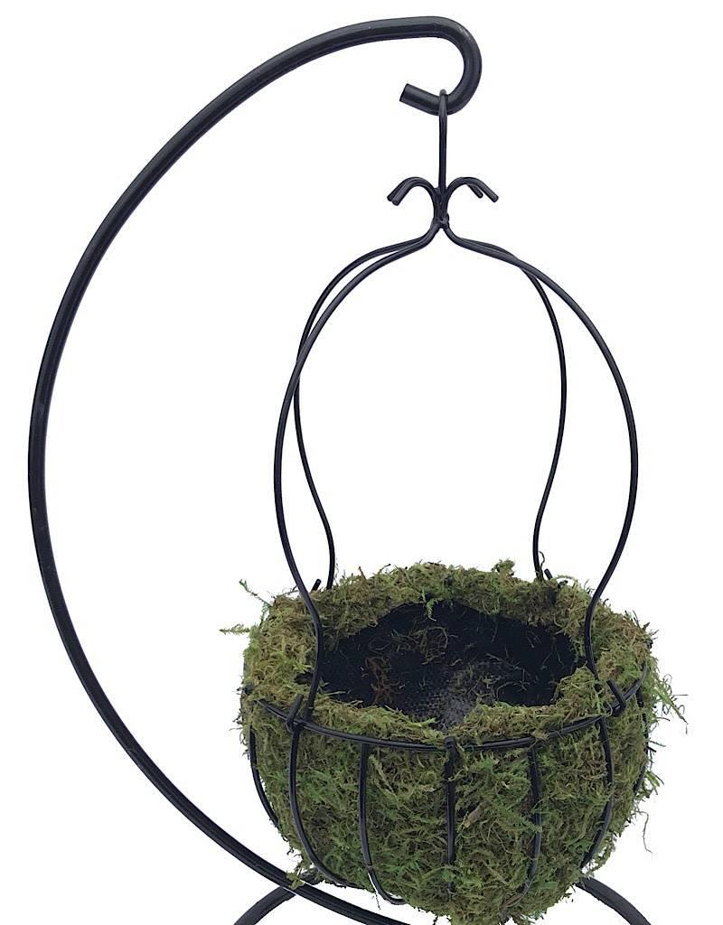 Crown Planter w/Stand - Small