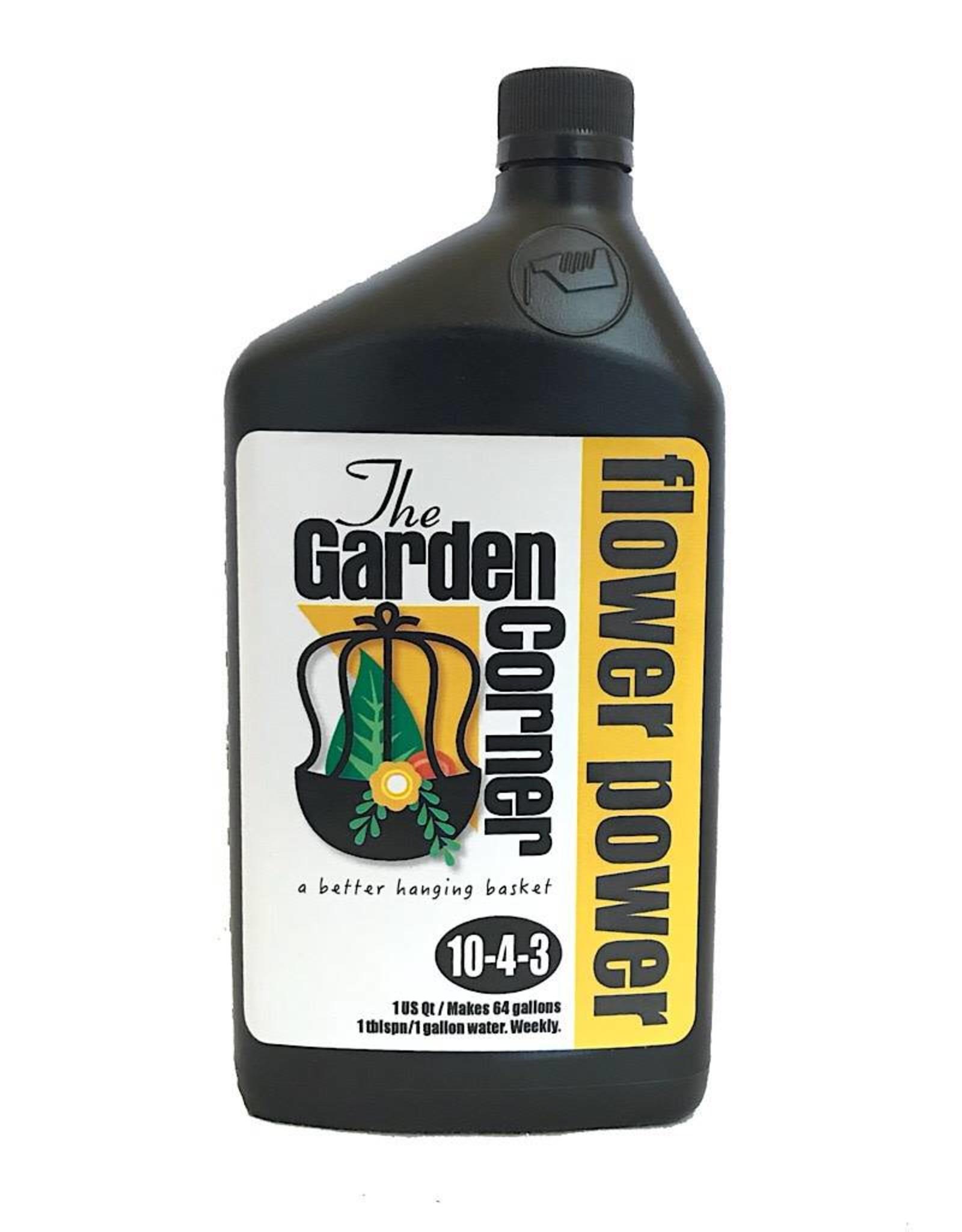 Flower Power Fertilizer - Quart