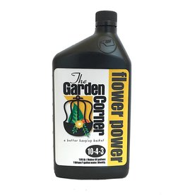 Flower Power Fertilizer - Quart