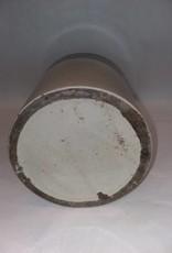 Brow/White Jug, Agway, 1 Gallon, E.1900's