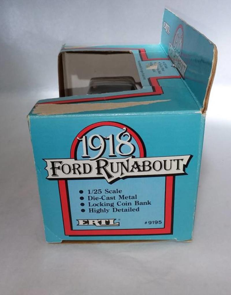 18 Ford Runabout, Agway Bank, 1986