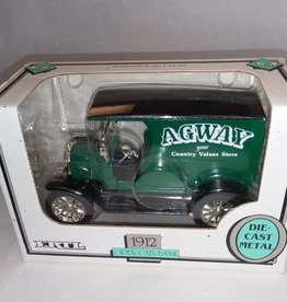 1912 Ford Open Cab, Agway Bank,1992